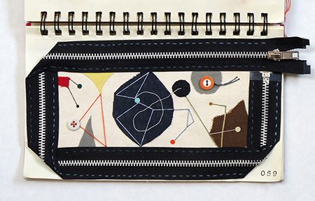 2013-08-30 LV Sketchbook Page 059-Zipper Closed-450x288